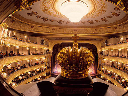 Mission - Mariinsky Ballet and Opera Theatre, St ...