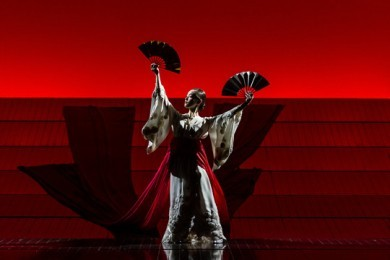 "Giacomo Puccini ""Madama Butterfly"" (japanese tragedy in three acts )"