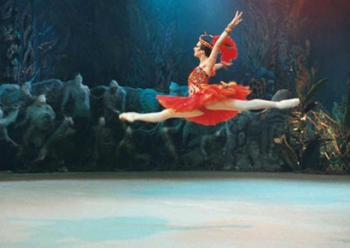 """The Firebird"" russian fairytale in two scenes"