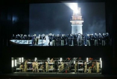 """Otello"" (opera in four acts) Production by Vasily Barkhatov (2007)"