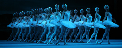 """Pyotr Tchaikovsky ""Swan Lake"" fantasy ballet in three acts (four scenes)"" Ballet"