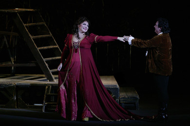 """Giacomo Puccini ""Tosca"" (Opera in 3 Acts)"""