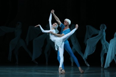 "Arif Melikov ""The Legend of Love"" (ballet in three acts)"