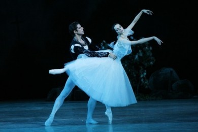 "Adolphe Adam ""Giselle"" (fantastic ballet in two acts)"