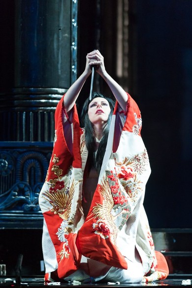 """Giacomo Puccini ""Madama Butterfly"" (japanese tragedy in three acts )"""