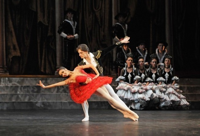 14 April 2016 - Don Quixote (Ballet) - Mariinsky (Kirov ...