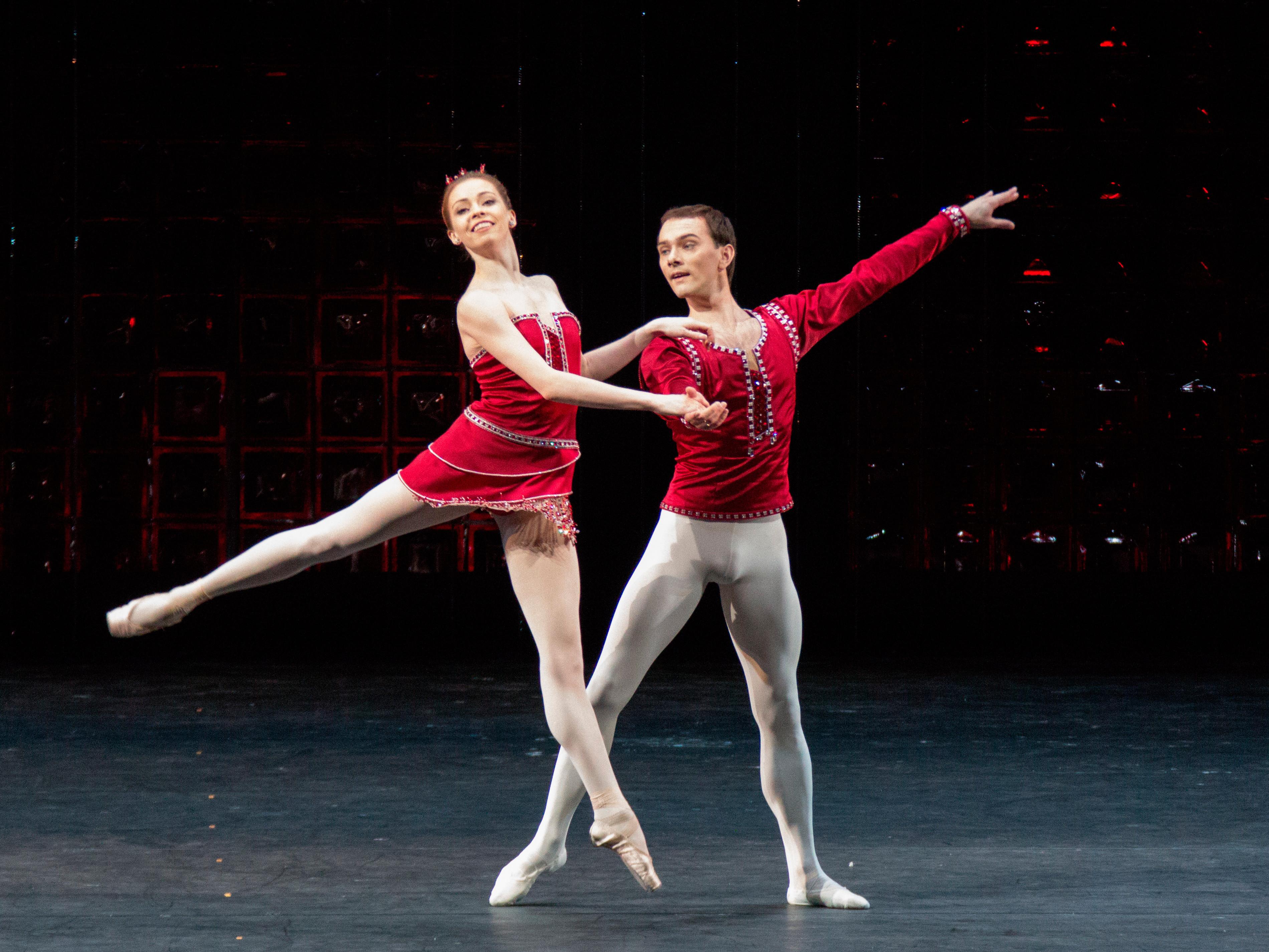 In ballet Nude Photos 2